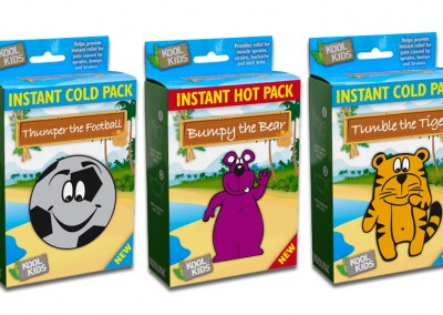 Koolkids Packaging